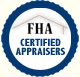 FHA Approved Appraisals